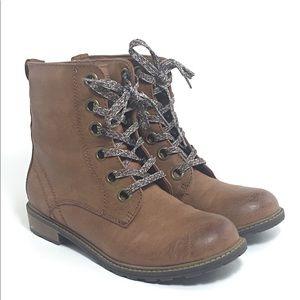 Cat & Jack Lace-Up Combat Boots